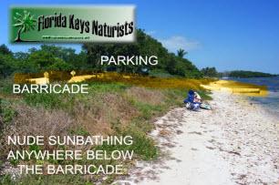 Nude Florida Keys