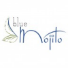 Blue Mojito Bar Card