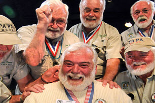 Ernest Hemingway Look A Likes