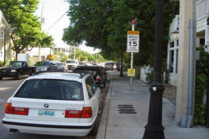 Parking In Key West