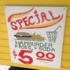 Smathers Beach Food Cart
