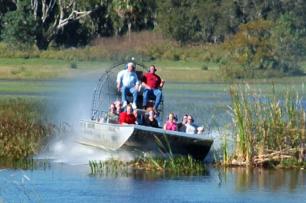 Key Largo Airboat Tours