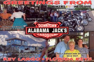 Greeting From Alabama Jacks