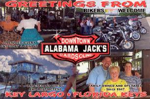 Greeting From Alabama Jacks