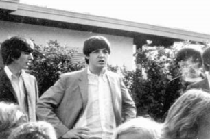 The Beatles Florida Visit Paul Chats To The Press