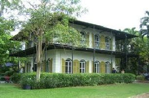 Ernest Hemingway Key West Home