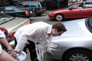 Parking Attendant In Key West