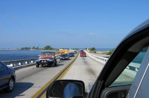 Florida Keys Driving
